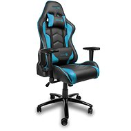 CONNECT IT Gaming Chair modrá - Herná stolička