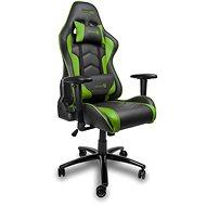 CONNECT IT Gaming Chair zelená - Herná stolička