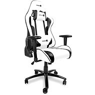 CONNECT IT Gaming Chair CGC-1160-WH, white - Herná stolička