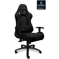 CONNECT IT Monaco Pro CGC-1200-BK, Black - Herná stolička