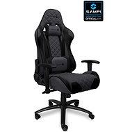 CONNECT IT Monaco Pro CGC-1200-GY, Gray - Herná stolička