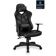 CONNECT IT LeMans CGC-0700-BK, Black - Gaming Chair