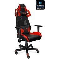 Herná stolička CONNECT IT AlienPro CGC-2600-RD, red