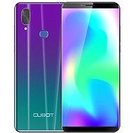 Cubot X19 gradientná fialová - Mobilný telefón
