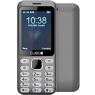 CUBE1 F600 sivý - Mobilný telefón