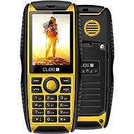 CUBE1 S200 žltá - Mobilný telefón