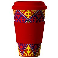AREON Bamboo Cup Ornaments Red 400 ml