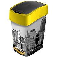 Curver Odpadkový koš 25 l Flipbin New York - Odpadkový kôš
