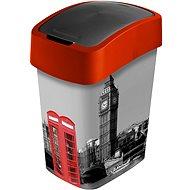 Curver Flipbin London 02171-L11 - Odpadkový kôš