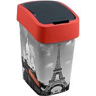Curver Odpadkový koš 25 l Flipbin Paris - Odpadkový kôš