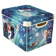 CURVER DECO BOX L - FROZEN - Úložný box