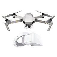 DJI Mavic Pro Fly More Combo Platinum + DJI Goggles - Dron