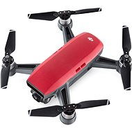 DJI Spark Fly More Combo - Lava Red - Dron