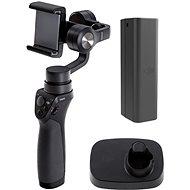 DJI Osmo Mobile + základna + inteligentní akumulátor - Držiak na mobil