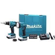 Makita DF457DWLX 18 V, 2× 1,3 Ah