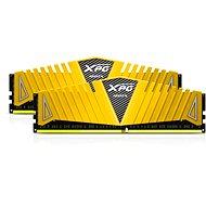 ADATA 8 GB KIT DDR4 3 333 MHz CL16 XPG Z1, zlatá - Operačná pamäť
