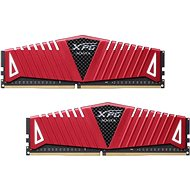ADATA 16 GB KIT DDR4 2400 MHz CL16 XPG Z1, červená