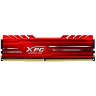 ADATA 8GB DDR4 3000MHz CL16 XPG GAMMIX D10, červená - Operačná pamäť
