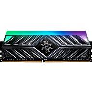 ADATA XPG 8GB DDR4 3000MHz CL16 SPECTRIX D41, wolfrámová - Operačná pamäť