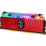 ADATA XPG 16 GB DDR4 3600 MHz CL17 SPECTRIX D80 Liquid-Cooled, červená - Operačná pamäť