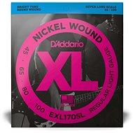 Daddario EXL170SL Super Long Scale - Struny