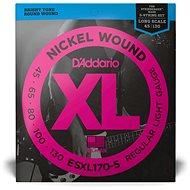 Daddario EXL170-5 Regular Light – .045 – .130 - Struny