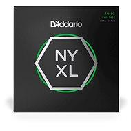 Daddario NYXL Super Light 40-95 - Struny