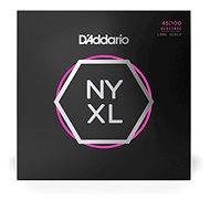 Daddario NYXL Regular Light 45-100 - Struny