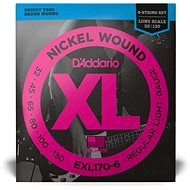 Daddario EXL170-6 Regular Light - .032 - .130 - Struny
