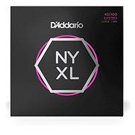 Daddario NYXL Regular Light 45 - 100 Super Long Scale - Struny