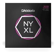 Daddario NYXL Regular Light 6-String 32 - 130 Long Scale - Struny