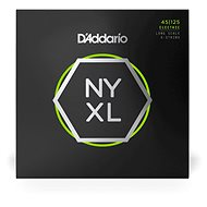 Daddario NYXL45125 - Struny