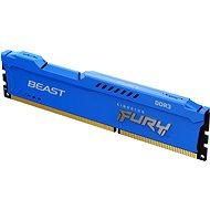 Kingston FURY 8 GB DDR3 1600 MHz CL10 Beast Blue - Operačná pamäť