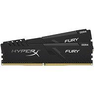HyperX 16GB KIT DDR4 3000 MHz CL15 FURY series - Operačná pamäť