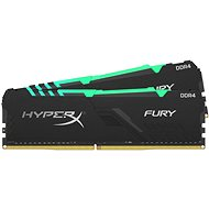 HyperX 32GB KIT DDR4 3733MHz CL19  FURY RGB Series - System Memory