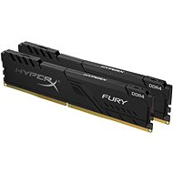 HyperX 32GB KIT DDR4 3600MHz CL18 FURY, Black - System Memory
