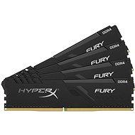 HyperX 64GB KIT DDR4 3600 MHz CL17 FURY Black series - Operačná pamäť