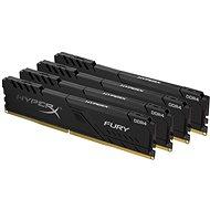 HyperX 64 GB KIT DDR4 3200 MHz CL16 FURY Black - Operačná pamäť