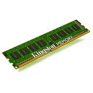 Kingston 4GB DDR3 1600MHz CL11 - Operační paměť
