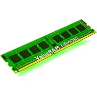 Kingston 8GB DDR3 1333 MHz CL9 Single Rank - Operačná pamäť