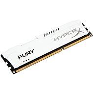 Kingston 4 GB DDR3 1866 MHz CL10 HyperX Fury White Series - Operačná pamäť
