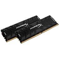 HyperX 16GB KIT 3600MHz DDR4 CL17 Predator - Operačná pamäť