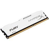 HyperX 16 GB DDR4 3200 MHz CL18 Fury White Series - Operačná pamäť