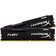 HyperX 8 GB KIT DDR4 2133 MHz CL14 Fury Black Series - Operačná pamäť