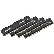 HyperX 16GB KIT DDR4 2133MHz CL14 Fury Black Series - Operačná pamäť