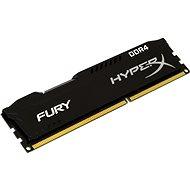 Kingston 16GB DDR4 2133MHz CL14 HyperX Fury Black Series - Operačná pamäť