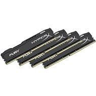 Kingston 32 GB KIT DDR4 2400 MHz CL15 HyperX Fury Black Series - Operačná pamäť