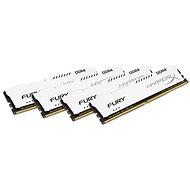 HyperX 64GB KIT DDR4 2400MHz CL15 Fury White Series - Operačná pamäť