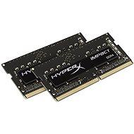 Kingston SO-DIMM 8 GB KIT DDR4 2133 MHz CL13 HyperX Fury Impact Series - Operačná pamäť