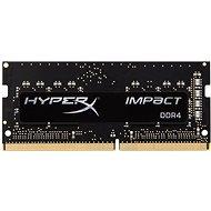 Kingston SO-DIMM 4 GB DDR4 2400 MHz CL14 HyperX Fury Impact Series - Operačná pamäť